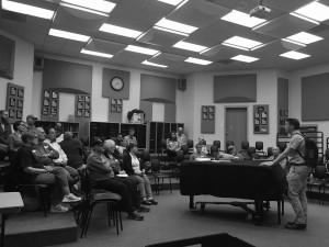 Utah County Delegate Meeting